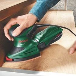Schuurcapaciteit Bosch PSM 160 A