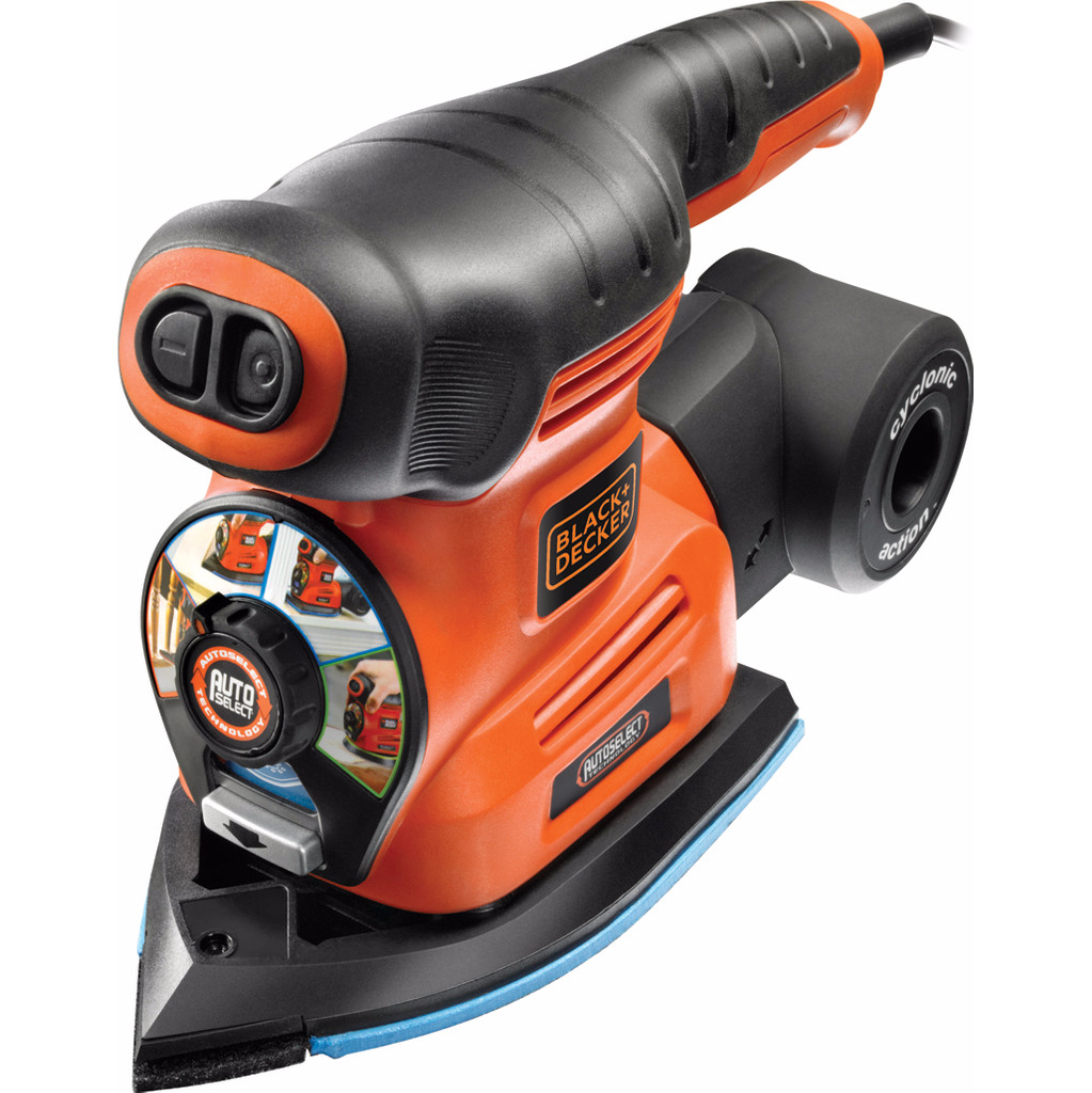 Black & Decker KA280K-QS Auto-Select