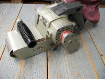 Metabo 6100C schuurbandmachine